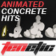 Animated Concrete Hits - Anime Action Essentials - VideoHive Item for Sale