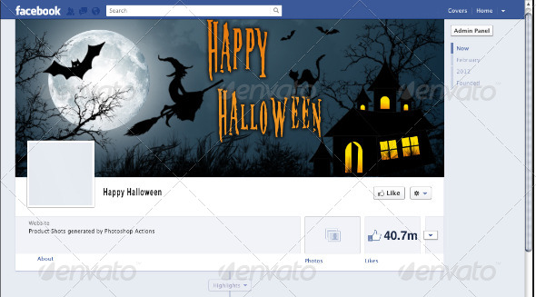 Halloween Facebook Timeline Cover Photo - Facebook Timeline Covers Social Media