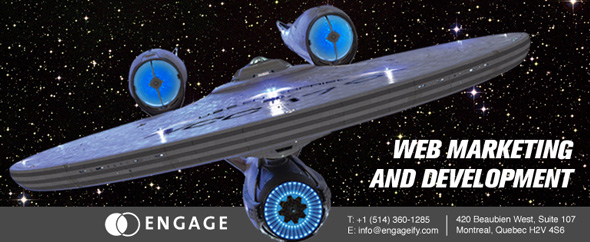 Engage  banner enterprise
