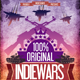 Indie Wars Flyer - GraphicRiver Item for Sale