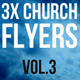 Church Flyer/Poster Bundle 02 - GraphicRiver Item for Sale