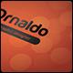 Corporate Business Card   Orange - GraphicRiver Item for Sale