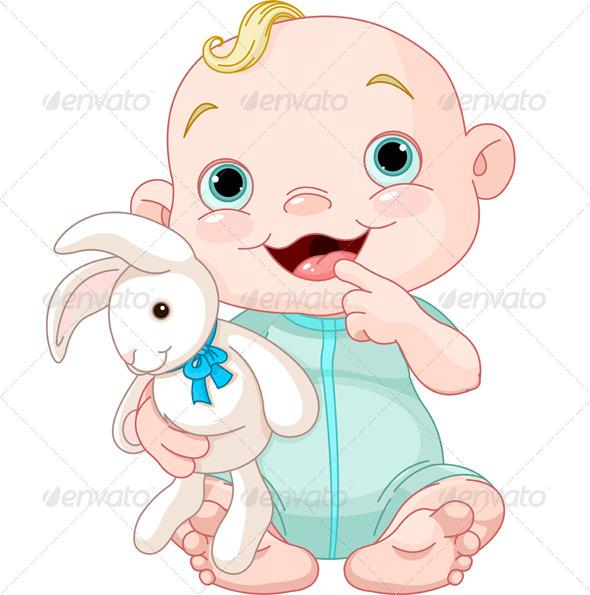Baby Boy  - People Characters