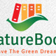 Nature Book Logo - GraphicRiver Item for Sale