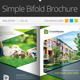 Simple Bifold Brochure Vol.05 - GraphicRiver Item for Sale