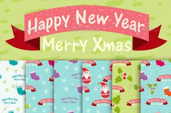 Christmas Pattern - Patterns Decorative