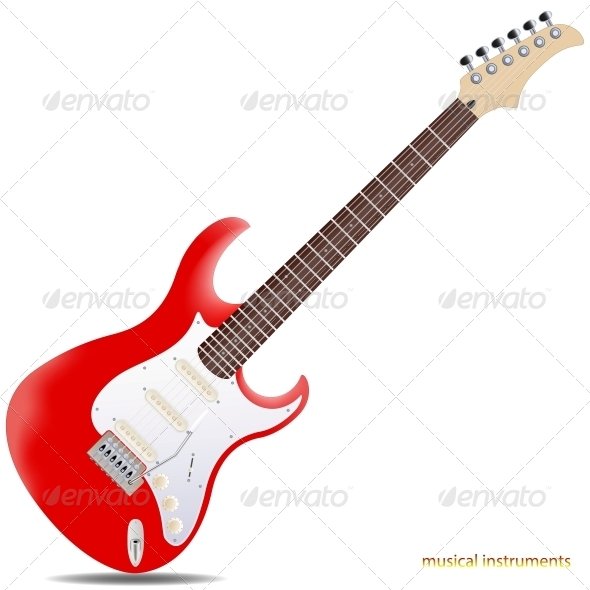 Electric Guitar - Media Technology