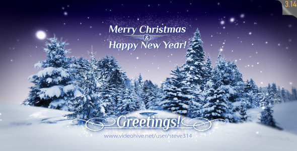 Holiday Corporate Greetings By Steve314 | Videohive