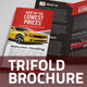 Creative Car Rental Trifold Brochure Template - GraphicRiver Item for Sale