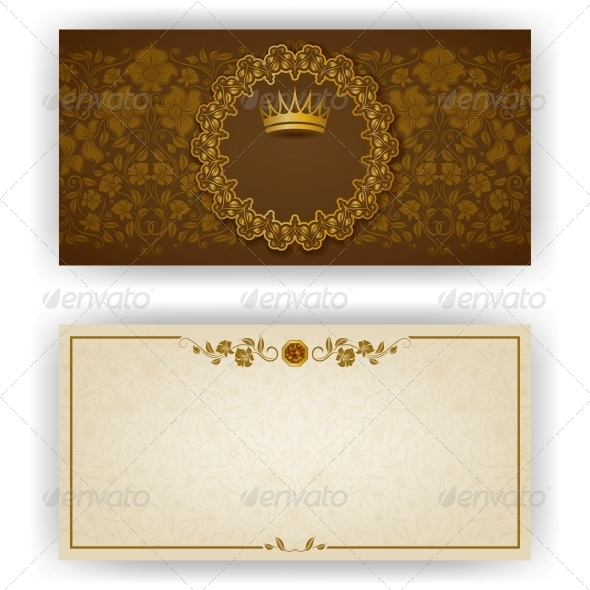 Elegant Template for VIP Luxury Invitation - Miscellaneous Seasons/Holidays