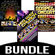 Church Concert Flyer Bundle - GraphicRiver Item for Sale
