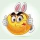 Smile with Rabbit Costume