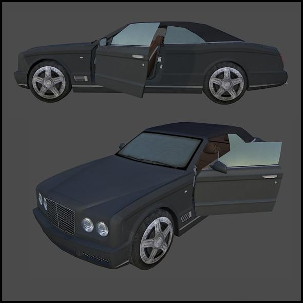 Rolls-Royce Motor Cars - 3DOcean Item for Sale