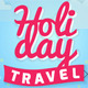 Holiday Travel Concept Illustration - GraphicRiver Item for Sale