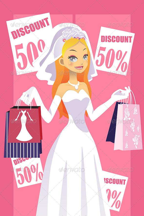 Shopping Bride - Weddings Seasons/Holidays
