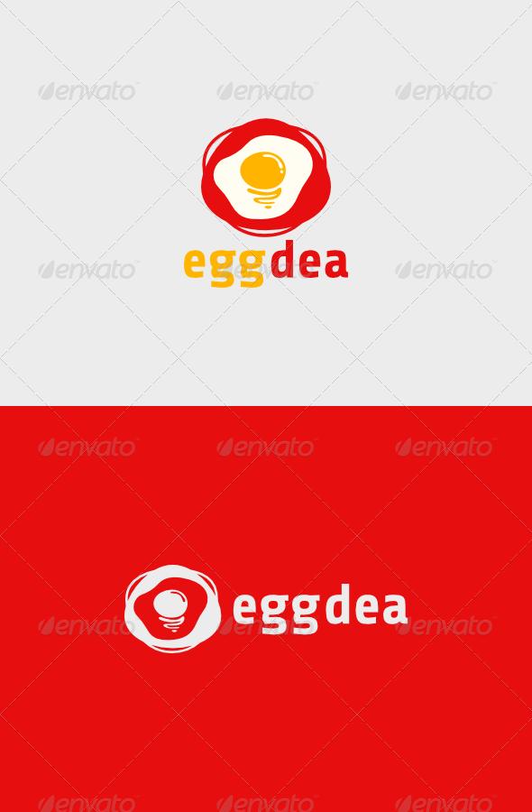 Eggdea Logo  - Objects Logo Templates