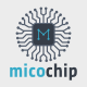 Mico Chip Logo  - GraphicRiver Item for Sale