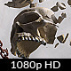 Human Skull Shatter - VideoHive Item for Sale