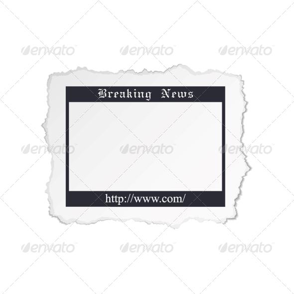 Torn Paper - Web Technology