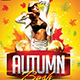 Autumn Flayer Template - GraphicRiver Item for Sale