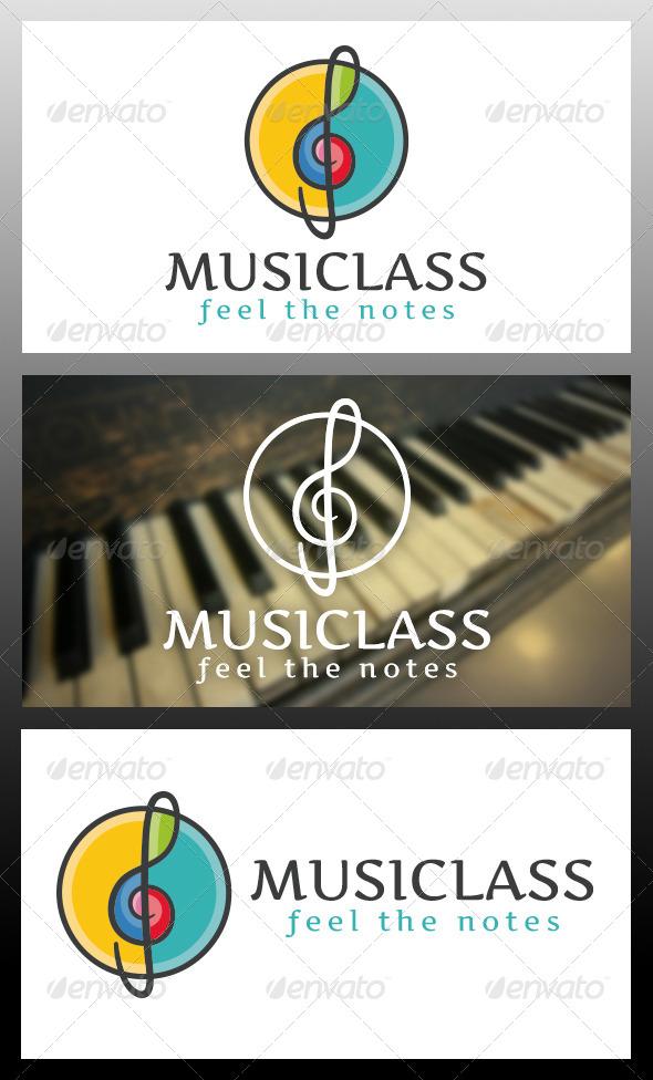 Music Logo Template - Symbols Logo Templates