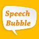 Speech Bubble Ads Banner