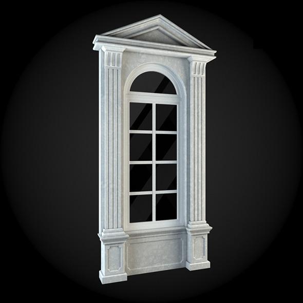 Window 031 - 3DOcean Item for Sale