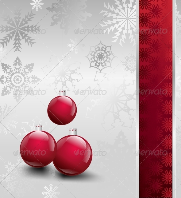 Christmas Decorations Background - Christmas Seasons/Holidays