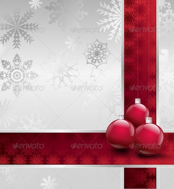 Christmas Decorations Background - Christmas Seasons/Holidays