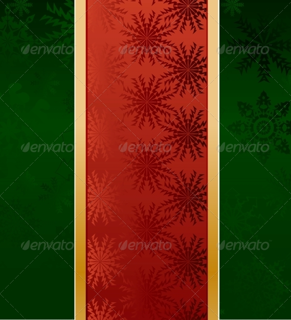 Green Christmas Background - Christmas Seasons/Holidays