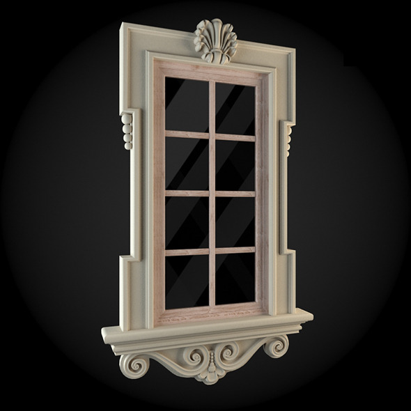 Window 016 - 3DOcean Item for Sale