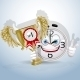 Watch Smile Gives Award to the Best Employee - GraphicRiver Item for Sale