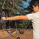 Bow Shooting Man - VideoHive Item for Sale