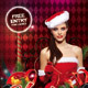 Flyer Dancing Club Special Christmas Eve - GraphicRiver Item for Sale