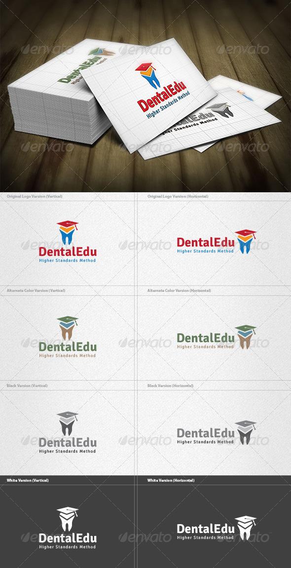 Dental Education Logo - Symbols Logo Templates