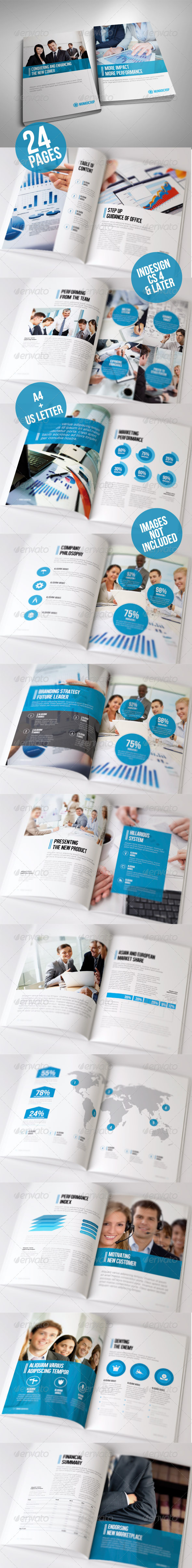 Kasongan Company Annual Report Volume 3 - Corporate Brochures