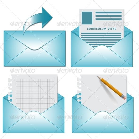 Vector Envelopes - Web Technology