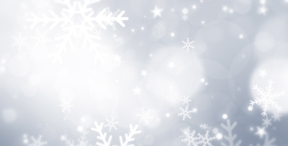White Christmas Snow Background.Christmas White Snow Flakes