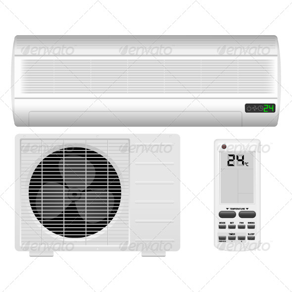 Air Conditioner - Technology Conceptual