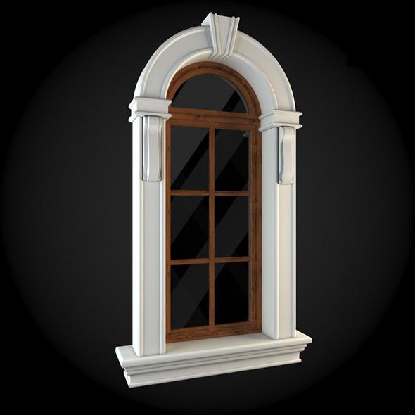 Window 021 - 3DOcean Item for Sale
