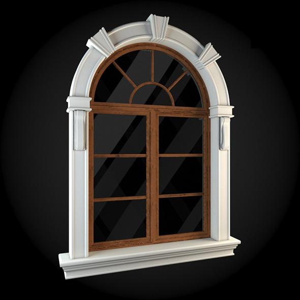 Window 022 - 3DOcean Item for Sale