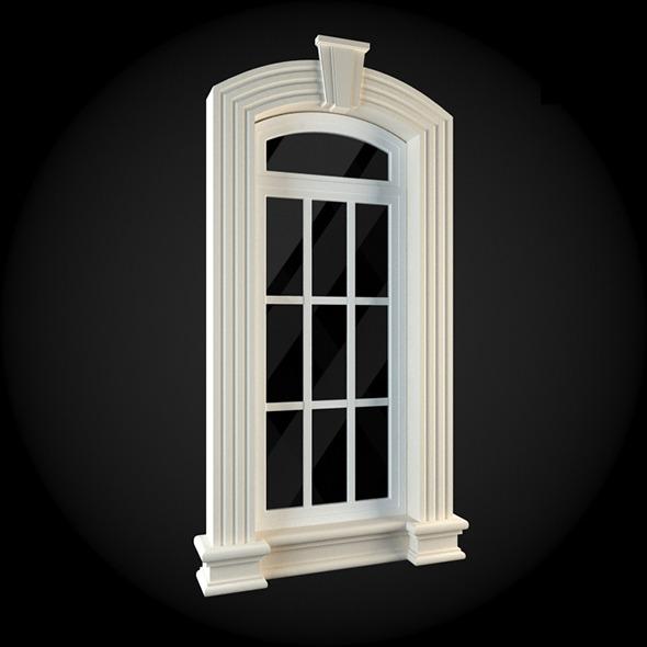 Window 037 - 3DOcean Item for Sale