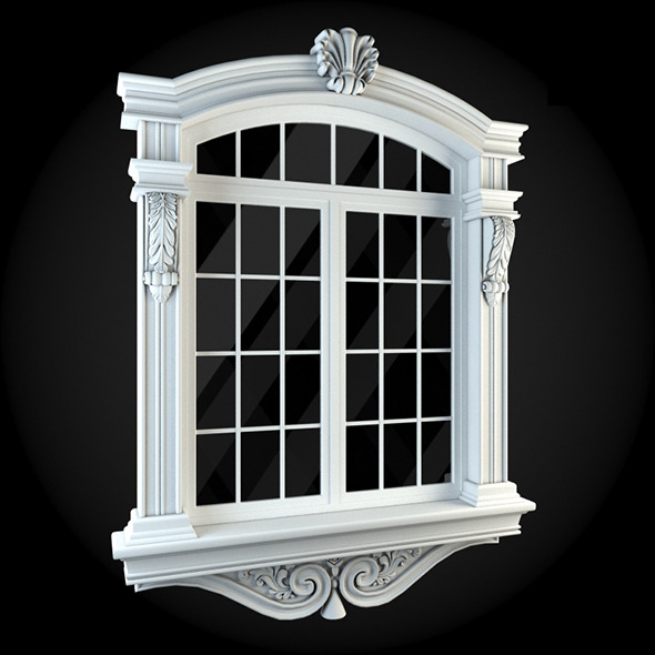 Window 042 - 3DOcean Item for Sale