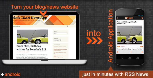 RSS News - CodeCanyon Item for Sale
