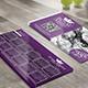 Royal Bakery Business Card 2014-2015 Calendar - GraphicRiver Item for Sale