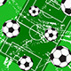 Background with Football Gate and Soccer Ball - GraphicRiver Item for Sale