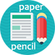Paper & Pencil - Notepad Ghost Theme Nulled