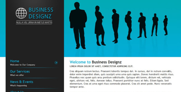 Business Designz Package - Business Corporate