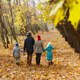 Family In The Park - VideoHive Item for Sale