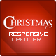 Responsive Merry Christmas OpenCart Theme Nulled
